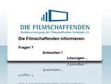 Infoveranstaltung der Filmschaffenden in Frankfurt 1