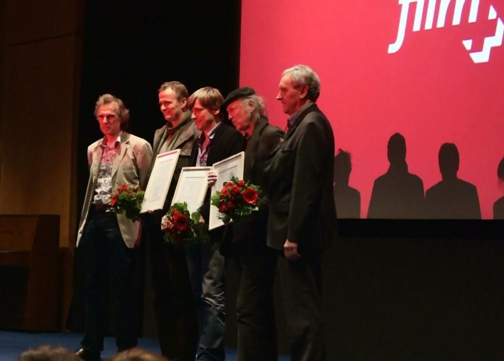 """""""Drei"""" gewinnt Filmpreis für Tongestaltung 2"""