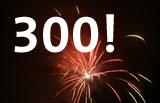 300 Mitglieder! 1
