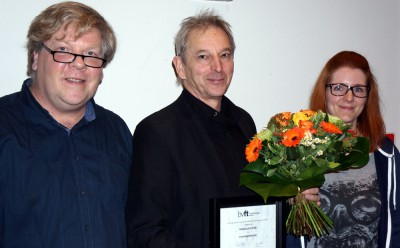 Verleihung der Ehrenmitgliedschaft an Wolfgang Schukrafft