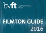bvft präsentiert den Filmton Guide 2016 1