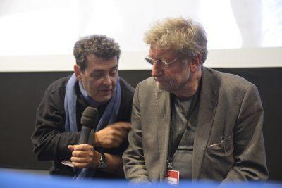 Martin Steyer und Andre Alves bei Filmplus