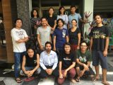 Die Sounddesign Klasse in Yangon