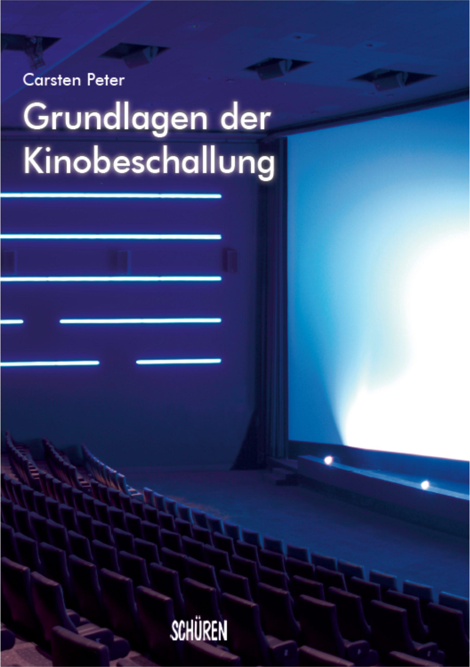 Umschlagseite Grundlagen der Kinobeschallung