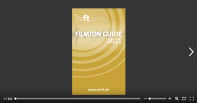 Filmton Guide 2021